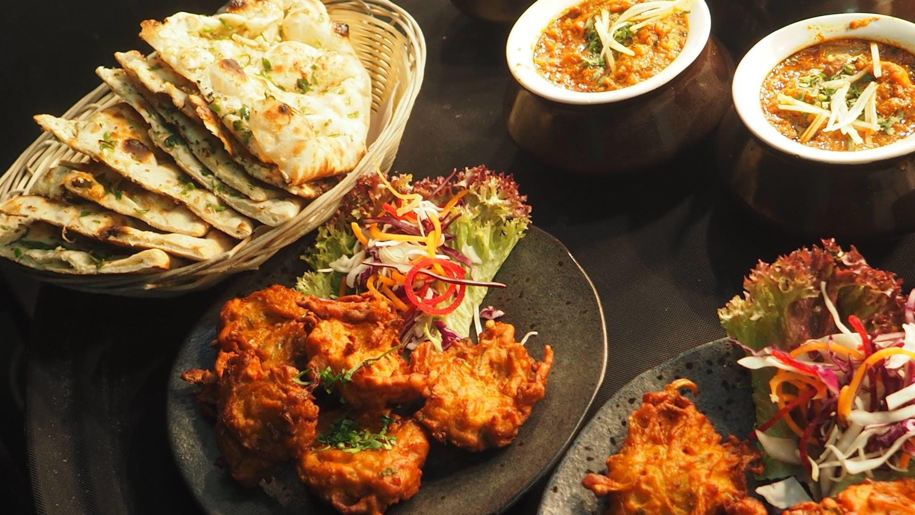 Glasgow Indian restaurant